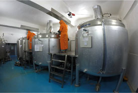MANUFACTURING TANKS
