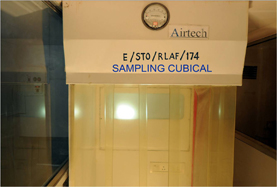 Sample Cubical